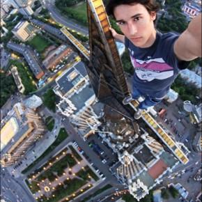 Los 5 selfies más curiosos de lahistoria