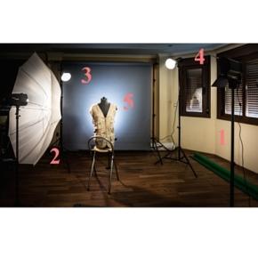 Retratos con luz continua. Apertura nº f1.8